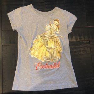Disney shirt - Belle - girls size 14/16
